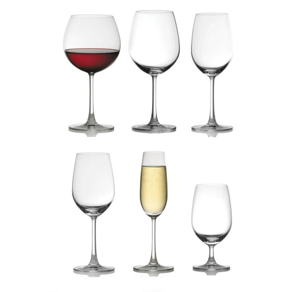 【Ocean】麥德遜玻璃杯-共13款《WUZ屋子》洛克杯/高球杯/烈酒杯/雪莉杯/馬丁尼杯/瑪格麗塔杯/紅酒杯/白酒杯
