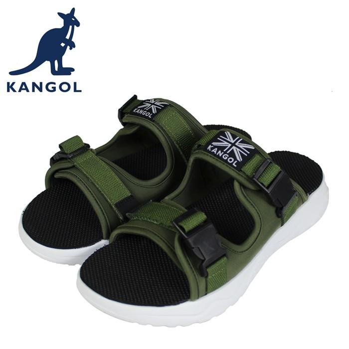 KANGOL 英國袋鼠 拖鞋 涼鞋 60552201 男女款