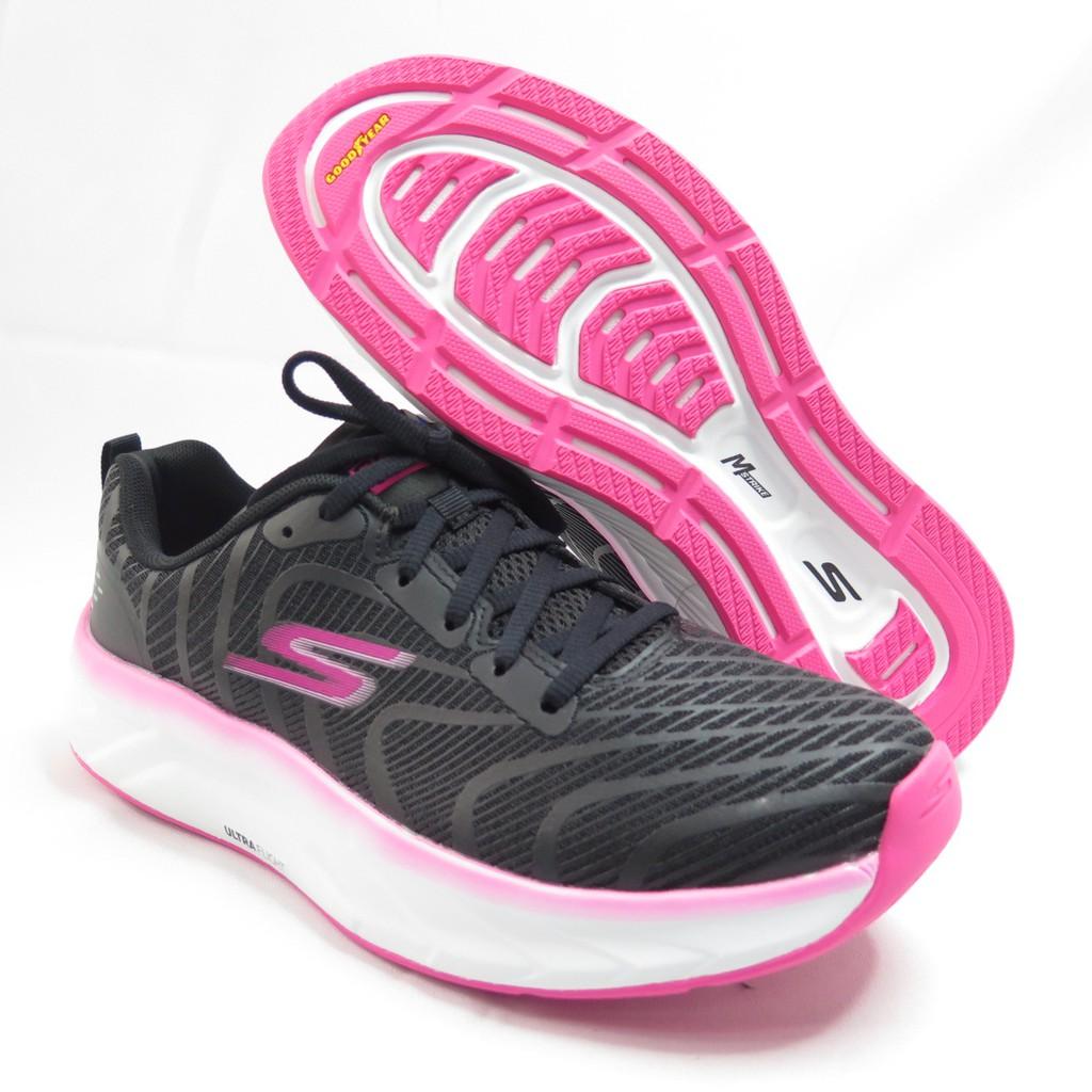 Skechers GO RUN BALANCE 2 女慢跑鞋 固特異橡膠底 172013BKPK 黑x粉【iSport】