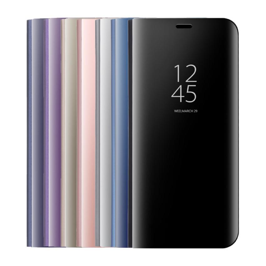 Samsung Galaxy A42 5G 保護套透視鏡面手機套皮套