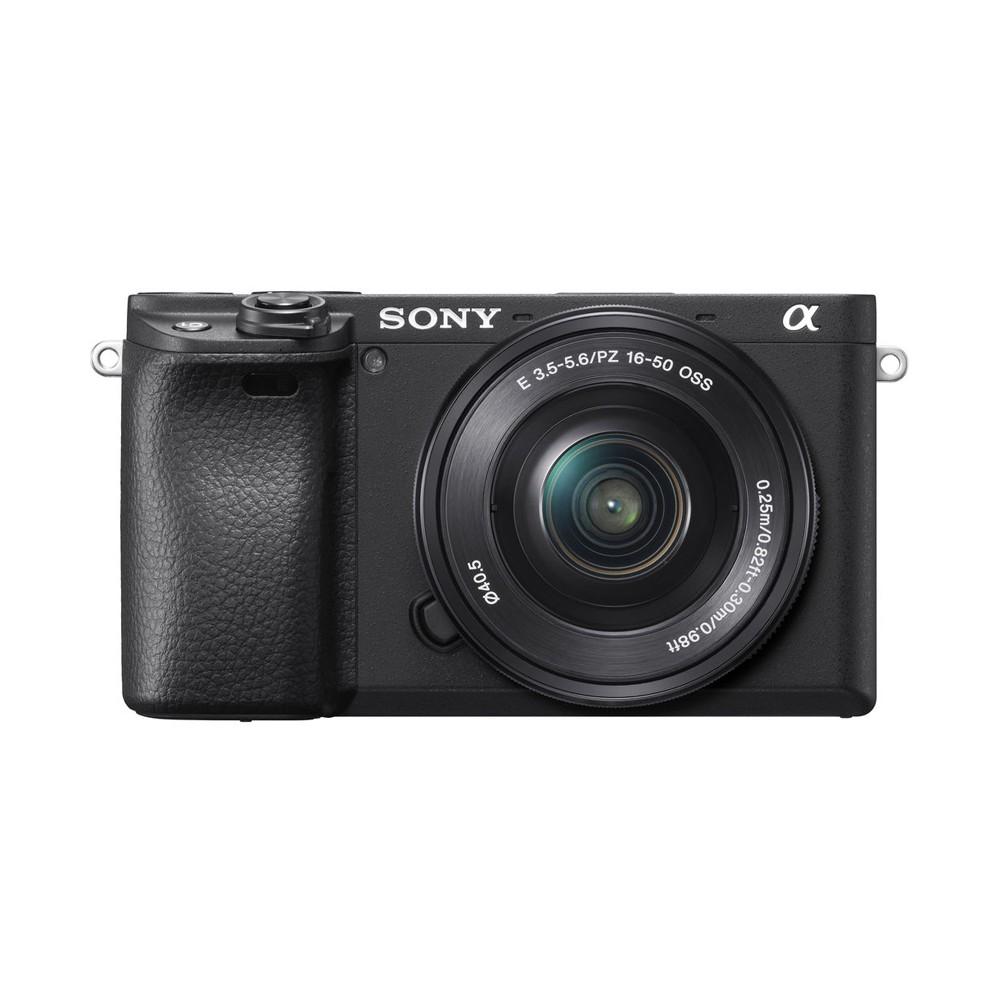 Sony A6400 + 16-50mm 單鏡組 A6400L 黑色 公司貨