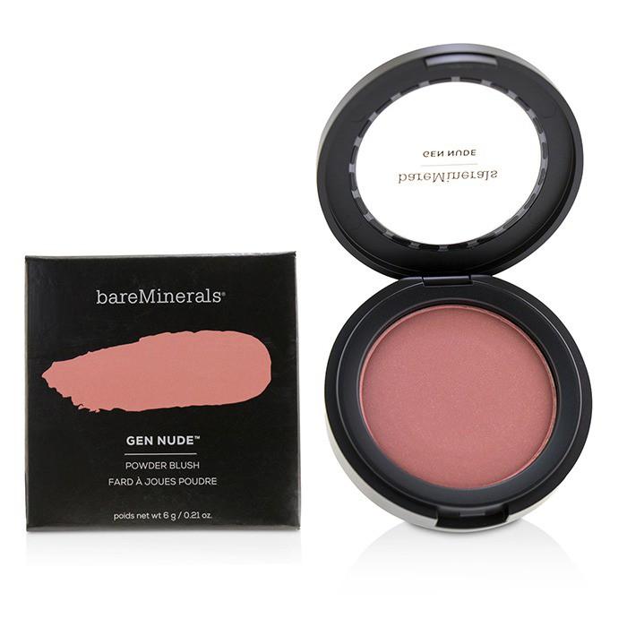 BAREMINERALS - 礦物腮紅 Gen Nude Powder Blush