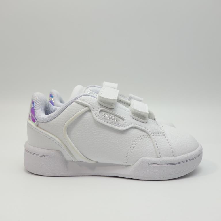 ADIDAS ROGUERA I 小童鞋 FW3292 愛迪達 兒童 休閒鞋 學布鞋 嬰兒鞋【DELPHI23】