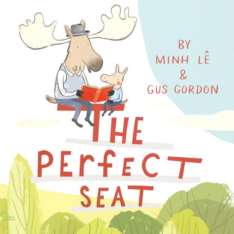The Perfect Seat【禮筑外文書店】(精裝)[9折]