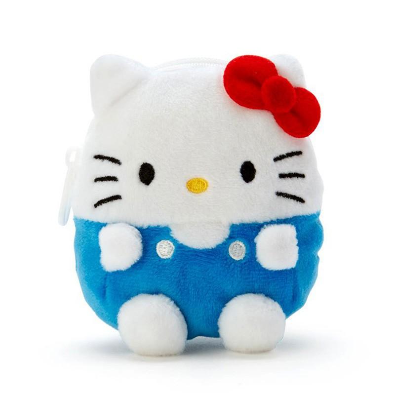 Hello Kitty絨毛娃娃迷你造型零錢包/收納包/今日最便宜/貨到付款/現貨/禮物