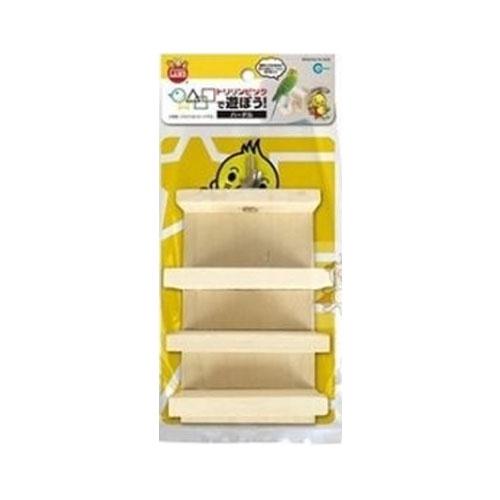 *WANG*日本Marukan《鳥專用-天然木材 跨欄玩具》MB-111