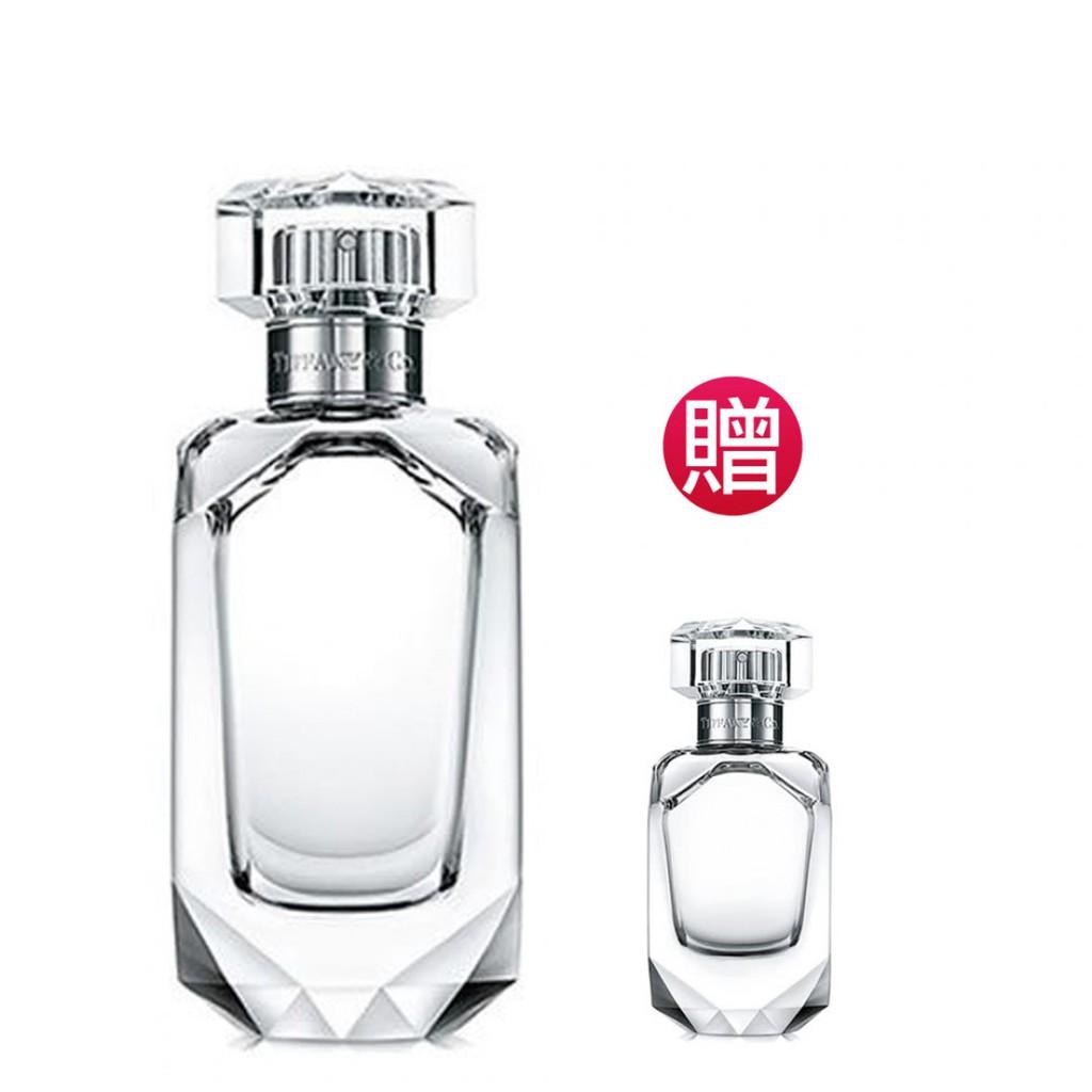 Tiffany & Co.同名晶淬女性淡香水75ml(贈)同款造型香氛5ml Vivo薇朵