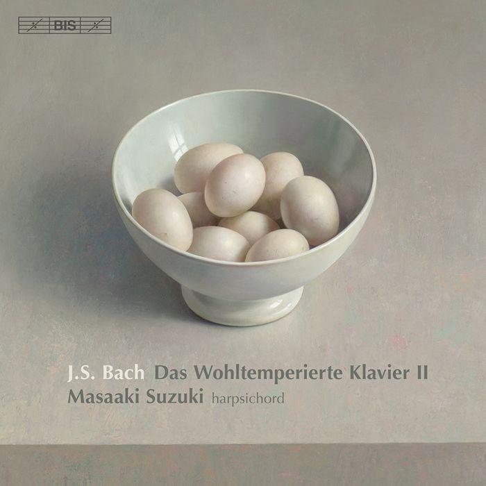 (BIS) 巴哈 平均律第二冊 鈴木雅明 Bach CD1513 14