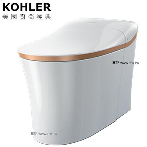 ★視覺美.促銷專案★ KOHLER Eir 智慧馬桶 K-77795TW-EXSG-0