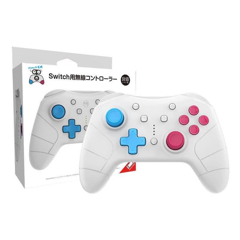 Nintendo Switch 良值新款三代搖桿 寶可夢劍盾配色 連發無線手把 Pro控制器【喚醒 NFC】台中星光電玩