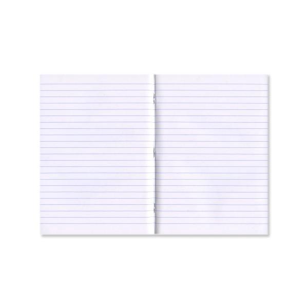 RHODIA Stapled Notebook/ A5/ Orange/ Lined eslite誠品
