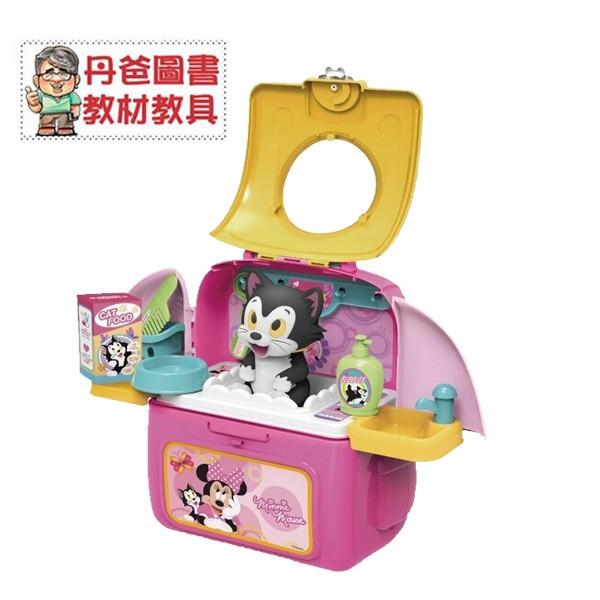 【迪士尼】 正版 米妮寵物背包XCD30303(可提可背) @扮演 扮家家