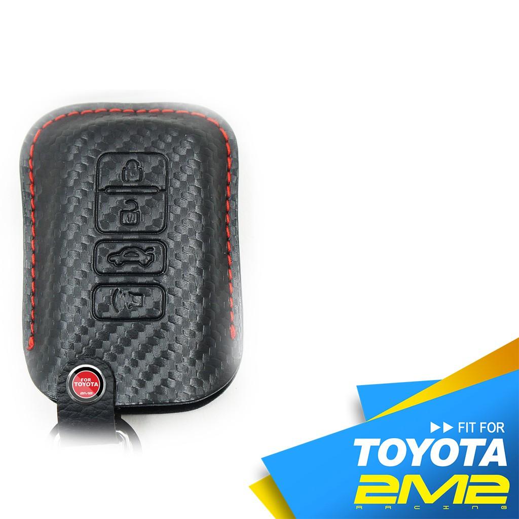 【2M2】TOYOTA 2014-17 Altis Camry 豐田 智慧型 鑰匙 皮套 鑰匙包  鑰匙皮套