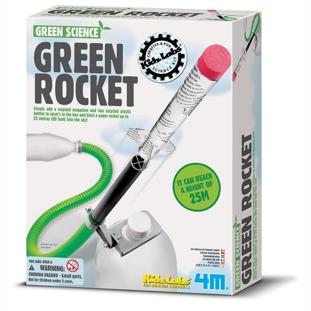 [4M]環保火箭發射器Green Rocket