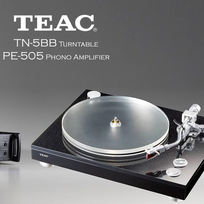 TEAC  黑膠唱盤 TN-5BB XLR 平衡輸出 皮帶 驅動 唱盤 (私訊可議)