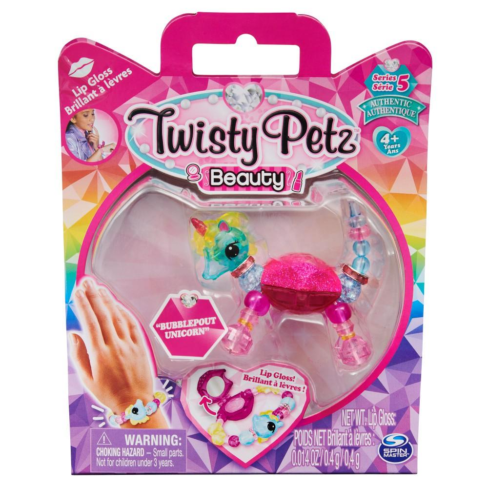 Twisty Petz 寵物扭扭手鍊-隨身美妝組(護唇膏)