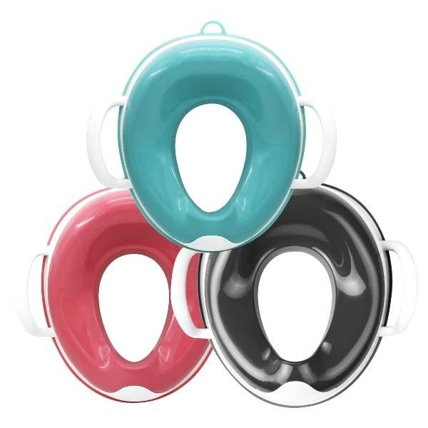 美國PRINCE LIONHEART 幼兒專用扶手座便器(3色)