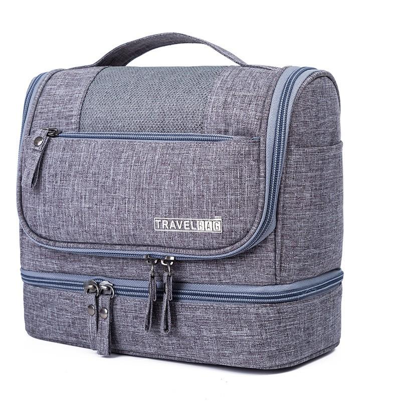 收納包男 Z 旅行洗漱包防水化妝包男士出差便攜收納包袋套裝女大容量旅游用品
