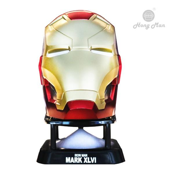 CAMINO 漫威系列 迷你藍牙喇叭 鋼鐵人Mark46頭盔