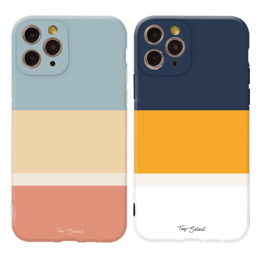 TOYSELECT  iPhone 12 手機殼 11 XR SE法式悠然線條 廠商直送 現貨