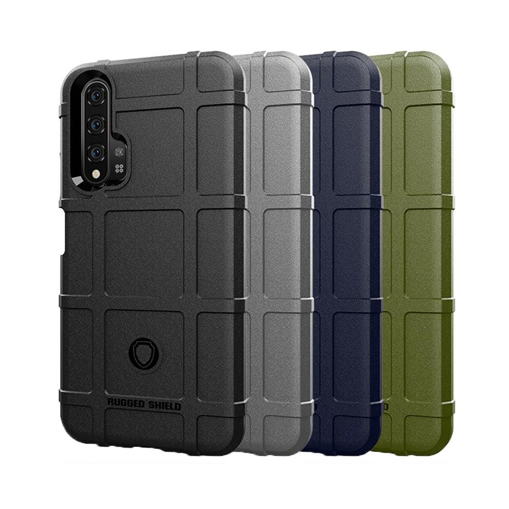 Huawei Nova 3 3i 3e 4e 5T 保護殼防摔耐磨軍規手機殼防撞軟殼