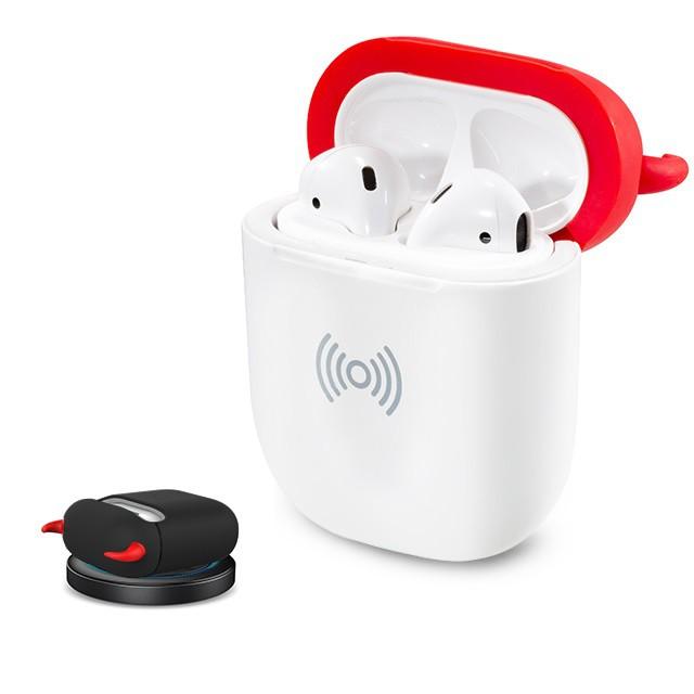 Freedog AirPods專用 QI 無線充電盒 WA1【揪愛i3嘻】
