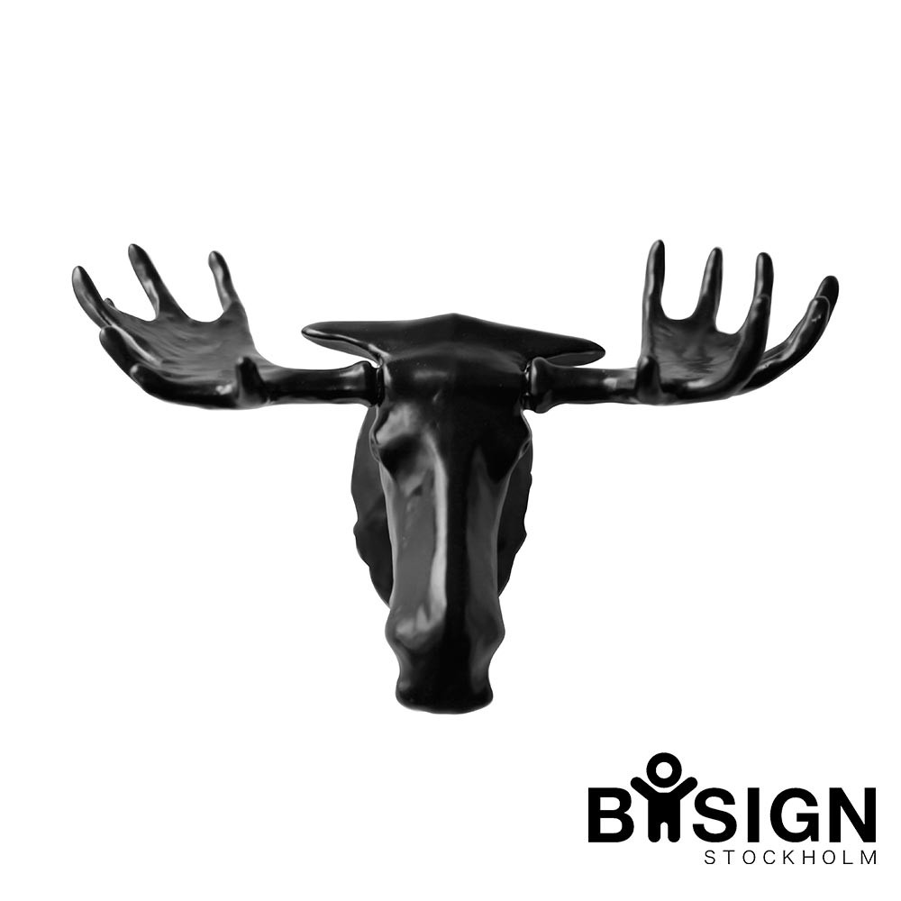 【瑞典 BOSIGN】 Stockholm 馴鹿衣帽架 共兩色《WUZ屋子》