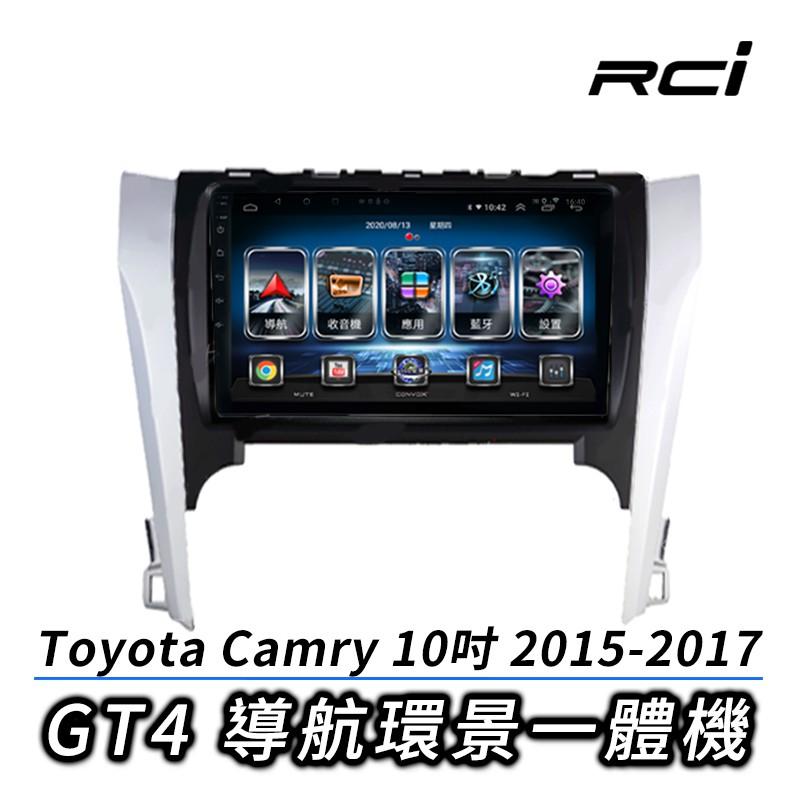 CONVOX GT4 8核心 4+64G 導航 環景 頂規安卓機 正版導航王 CAMRY 15-17 年