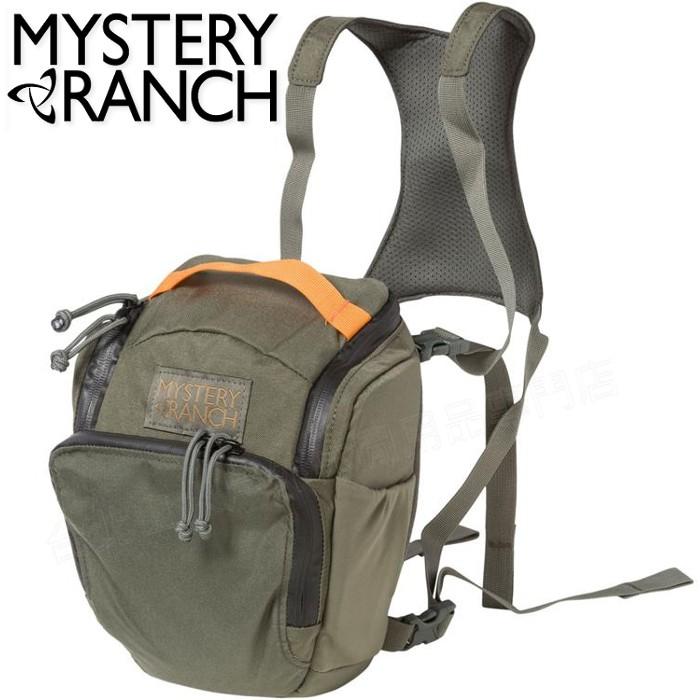 Mystery Ranch 神秘農場 DSLR CHEST RIG 胸前相機包/胸掛包/安全相機包 61255 綠灰3L