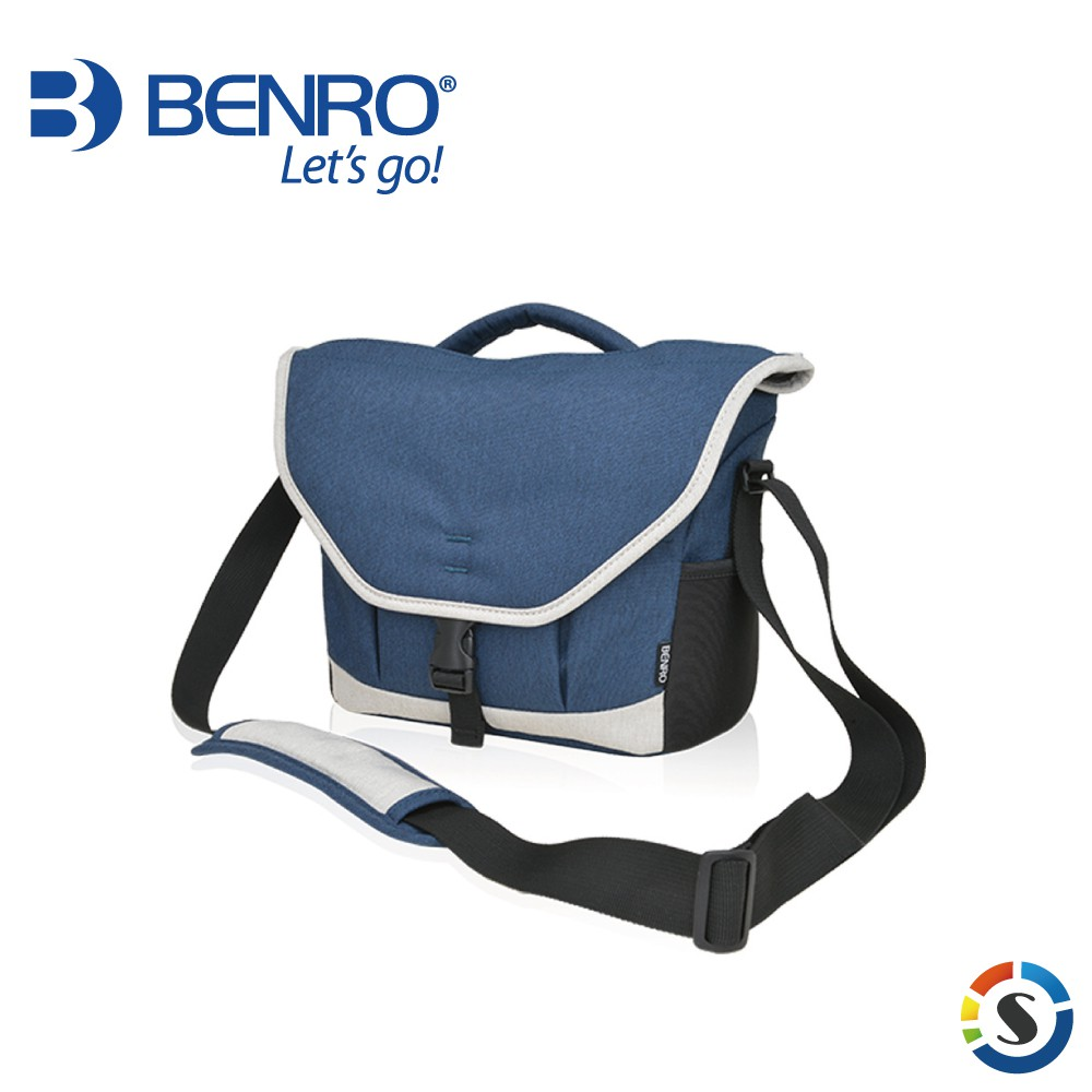 BENRO百諾 Smart II 25 精靈系列空拍機攝影側背包(藍色)