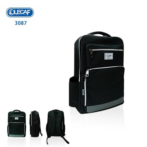 LECAF 樂卡富 潮流 時尚 平板後背包 休閒包 後背包 3087 加賀皮件