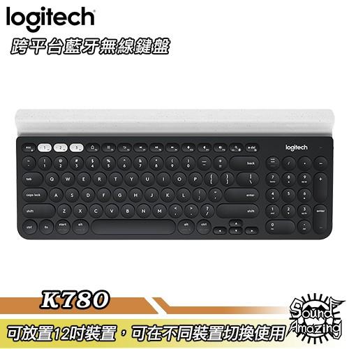 羅技 K780 跨平台藍牙無線鍵盤 支援Unifying【Sound Amazing】