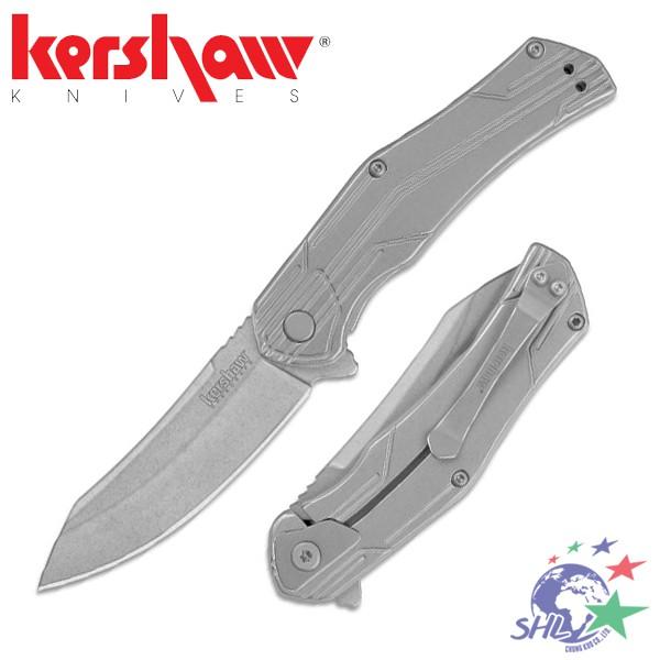 Kershaw HUSKER 折刀 / 8Cr13MoV 鋼 / 1380【詮國】