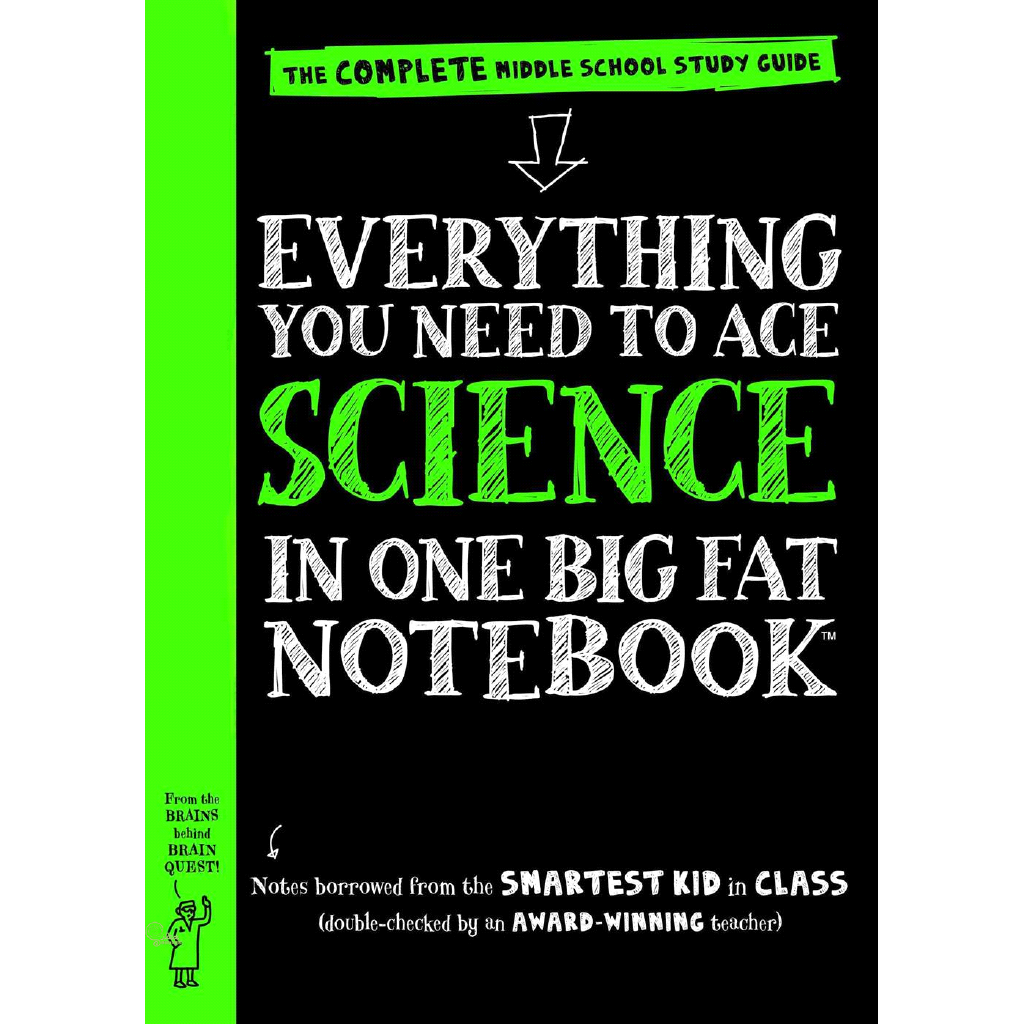 Everything You Need to Ace Science in One Big Fat【禮筑外文書店】