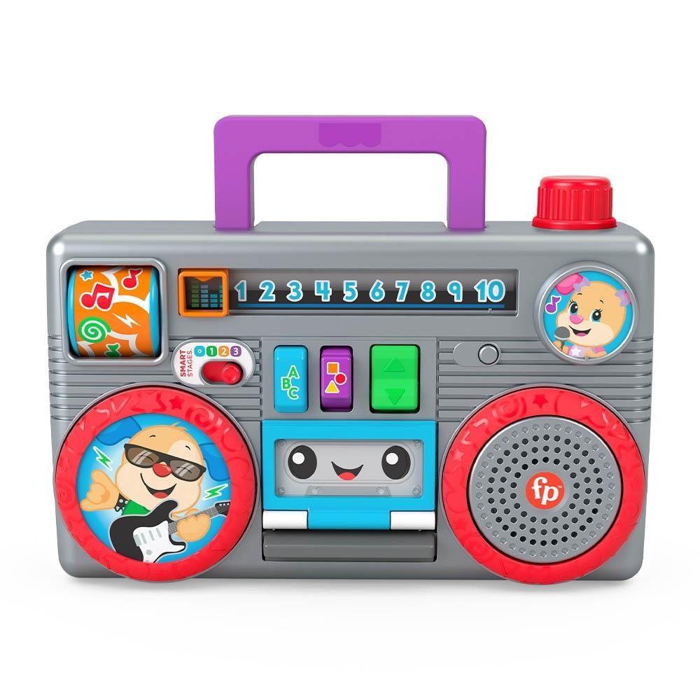 費雪牌 Fisher-Price  聲光互動學習收音機[免運費]