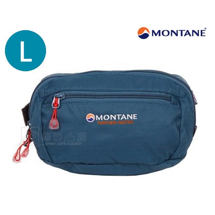 Montane 多色 韓版 Beaver 貝佛 耐磨腰包 大 MT 登山 旅行 運動 健行 L MT2AUEAB703