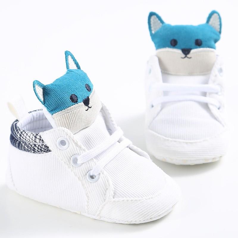 童鞋 新款童鞋嬰幼童寶寶鞋春秋冬款式新款0-1男女寶寶軟底嬰兒學步鞋 高幫繫帶嬰兒學步鞋 高幫童鞋 嬰兒鞋