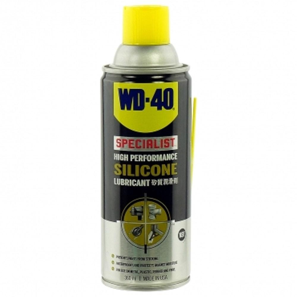 WD-40 Specialist 快乾型矽質潤滑劑(橡膠保護劑) 360ml