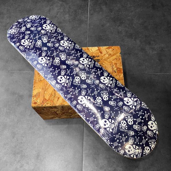 TARGET SPORTS 滿版骷顱 滑板 板身 專業滑板