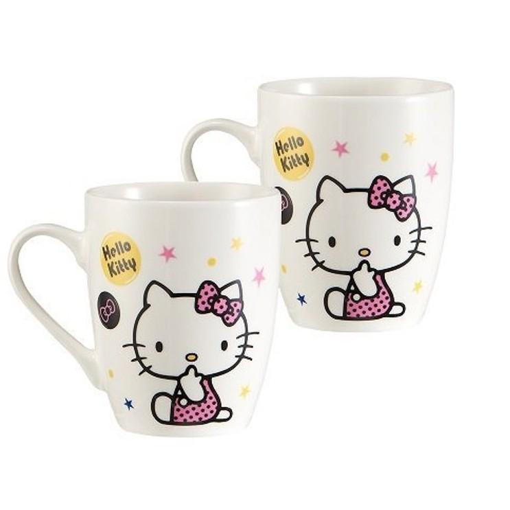 Hello Kitty義式咖啡對杯組  4713968221924