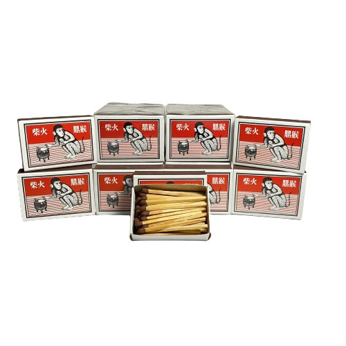 猴鼎古早味火柴盒(單盒)