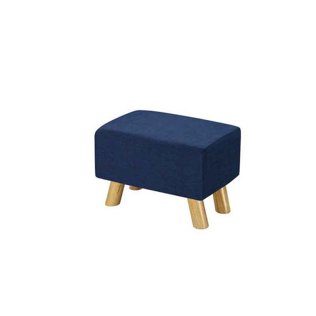 【GB251-6】奈德藍色長方凳(D02)