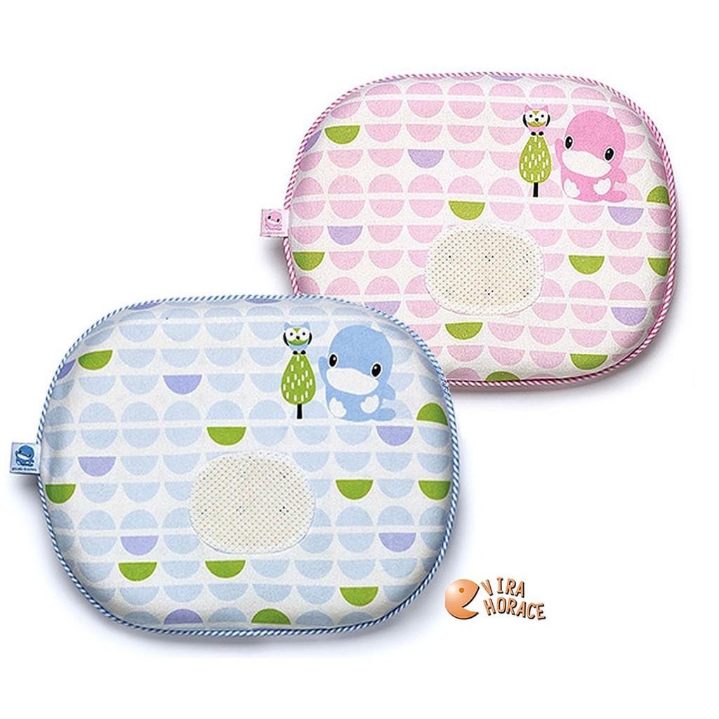KU KU 酷咕鴨 太空恆溫護頭枕 出生寶寶適用 享受涼感 雙層調節 KU2080 HORACE