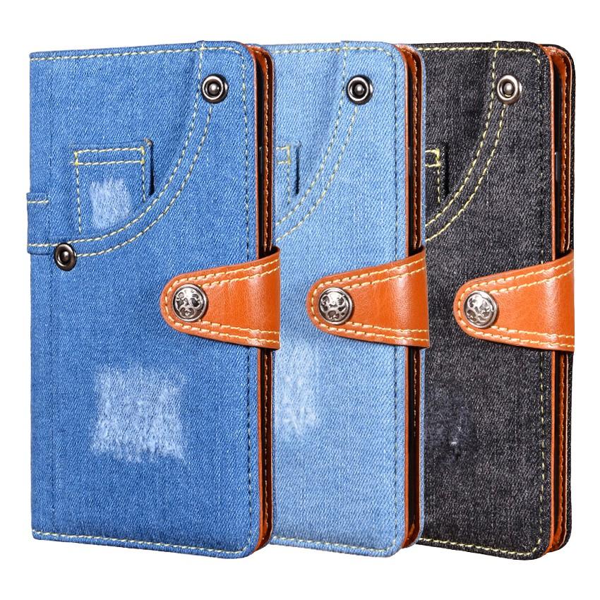 Samsung Galaxy Note 20 Ultra 皮革保護套牛仔布口袋設計款磁扣翻蓋保護套