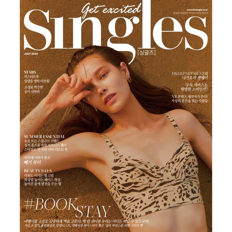 KPM-現貨 Singles (KOREA) 7月號 20200 韓國雜誌