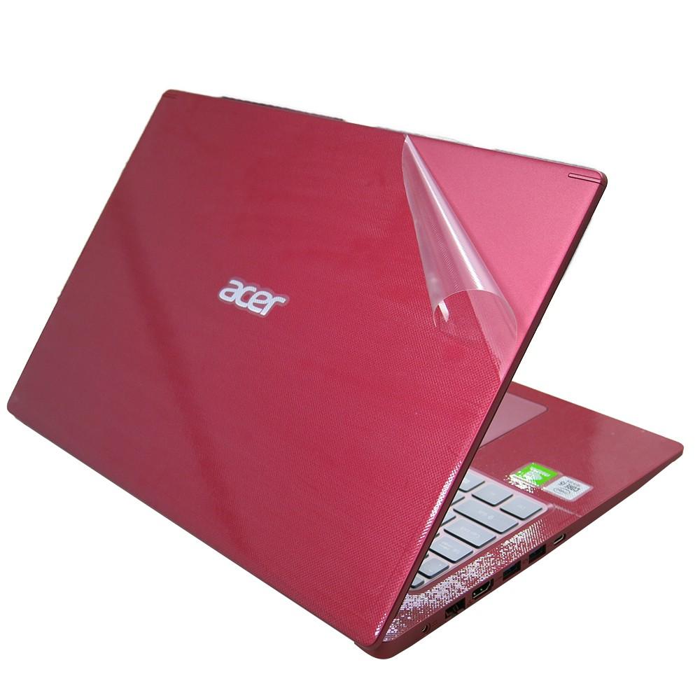【Ezstick】ACER A515-55 A515-55G 二代透氣機身保護貼(含上蓋貼、鍵盤週圍貼)DIY 包膜