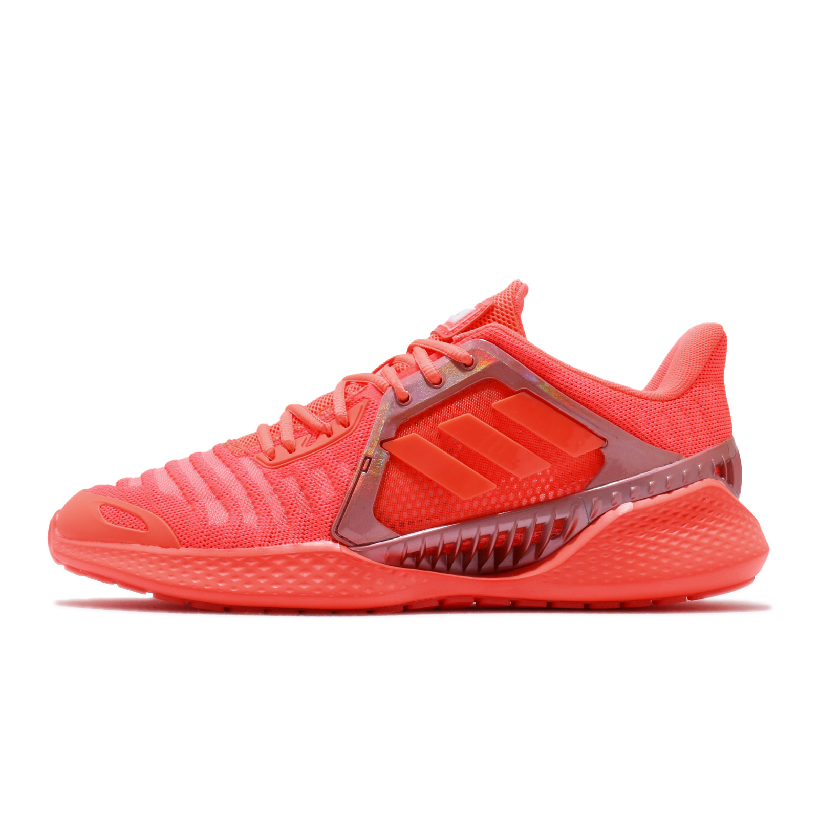 adidas 慢跑鞋 ClimaCool Vent Summer.Rdy 橘紅 透氣 男鞋【ACS】 EE4639