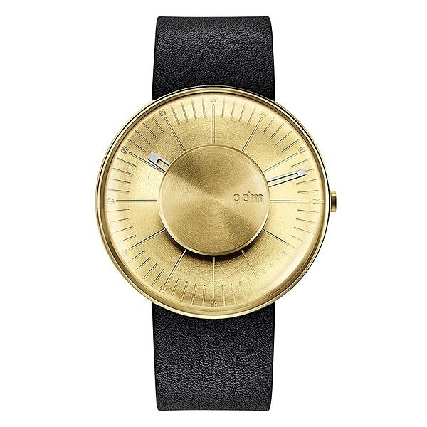 【odm】HALO光環系列簡約線條設計腕錶-耀眼金/DD172-02/台灣總代理公司貨享兩年保固