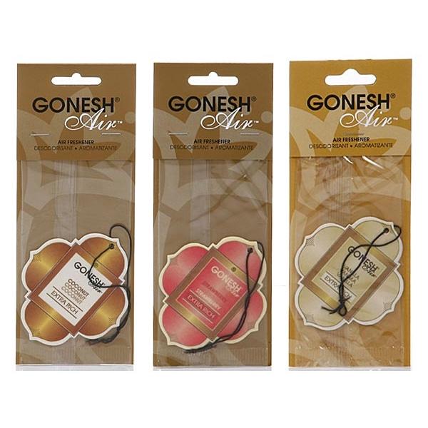 GONESH 美國精油線香品牌 香氛吊飾芳香掛片【小三美日】D254005