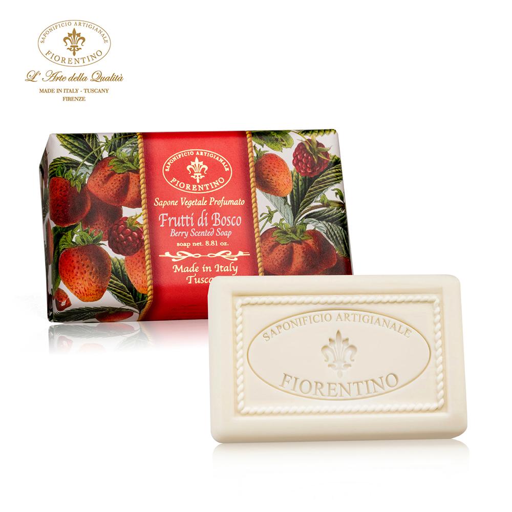 義大利佛羅倫斯美藝皂 綜合野莓 250g